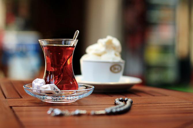 أنواع الشاي المختلفة وفوائده