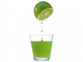 عصير الليمون الدافئ :