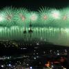 الكويت تدخل غينيس بأكبر عرض للألعاب النارية